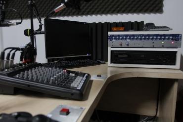 Criar web rádio